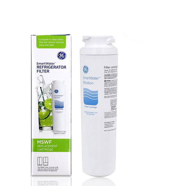 Water filter household purifier hydrofilter mswf refrigerator cartridge replacement for ge 3 pcs/lot