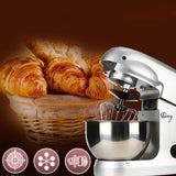 Multifunctional stand mixer 110v 220v 5l food 1000w home dough knead machine meat grinder