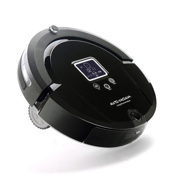 Robot vacuum cleaner S lowest noise intelligent for home suitable for all floor