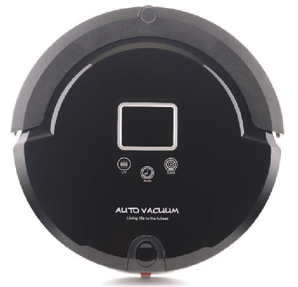 Robot vacuum cleaner S lowest noise intelligent for home