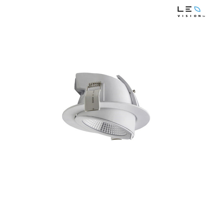 35W LEDVISION™ Downlight S2 24° DA: Ø160-170mm