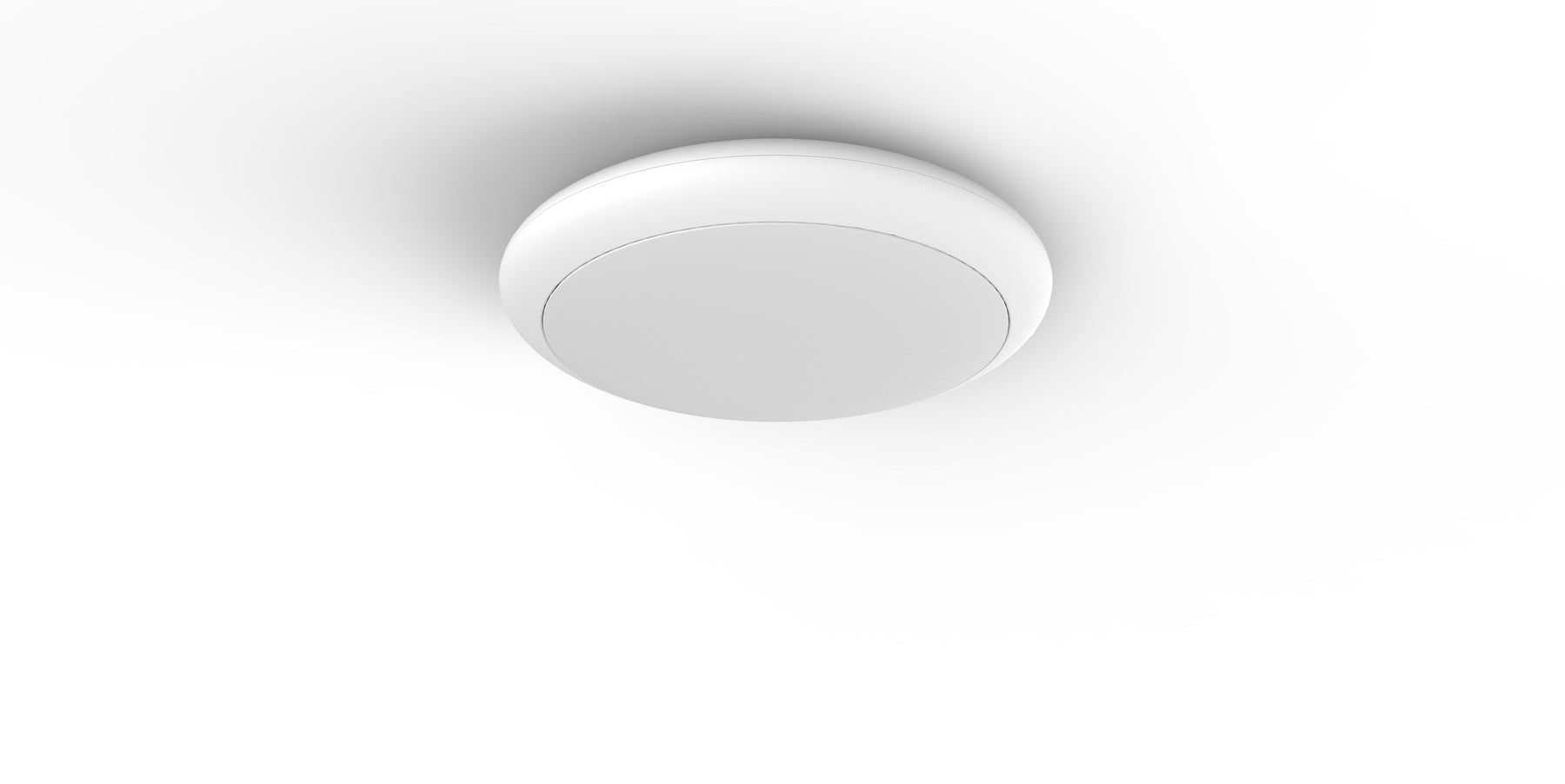 12W LEDVISION™ Deckenleuchte Moon 270mm 120° IP65 Emergency Sensor