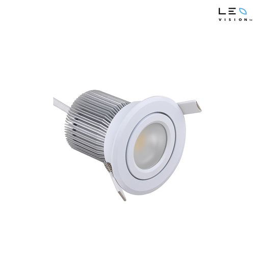 10W  Downlight M1 90° DA: Ø65-70mm