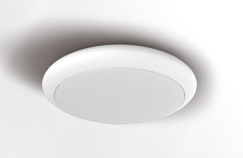 12W LEDVISION™ Deckenleuchte Moon 270mm 120° IP65 Switchable Color