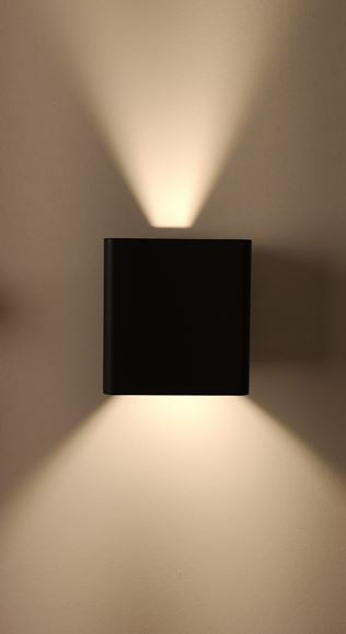 13.6W LEDVISION WALL-CUBE