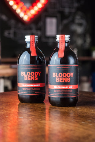 Bloody Mary Mix  - Twin Pack (Two 300ml Bottles)