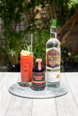 Sacred Vodka Bloody Mary Gift Pack