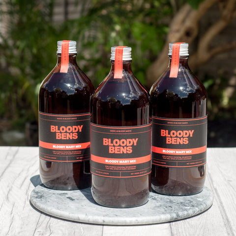 Trade Price: Bloody Mary Mix - Triple Pack - BloodyBens