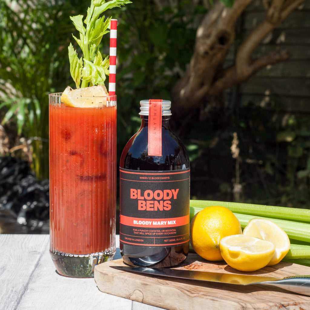 Bloody Mary Mix - 300Ml Bottle - BloodyBens