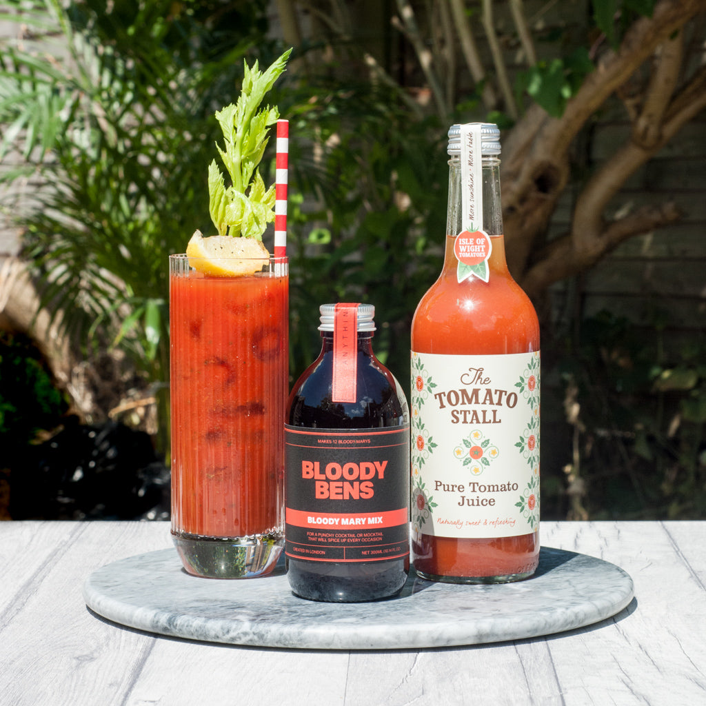 Bloody Mary Mix with Large Tomato Juice - BloodyBens