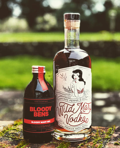 Wild Mary Vodka x Bloody Bens: Ultimate Bloody Mary Gift Pack - BloodyBens