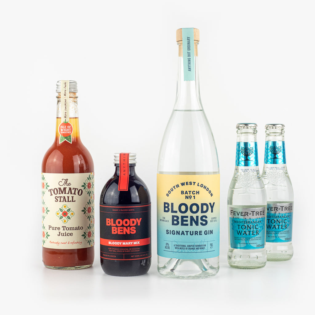 Signature G&T - Bloody Mary Gift Pack