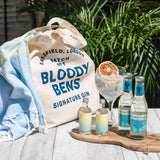 Mini Signature Gin & Tonic Pack with Beach Bag - BloodyBens