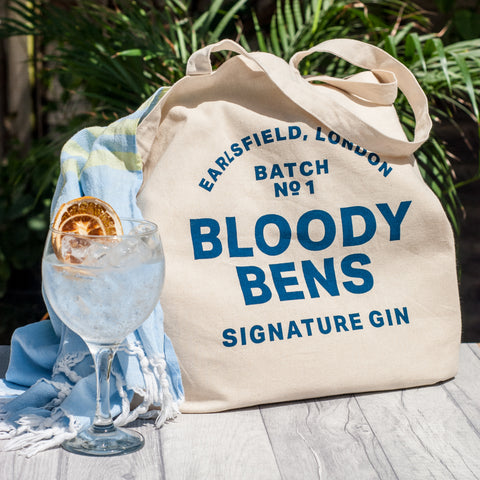 Bloody Bens Mallorcan Dreaming Beach Bag - BloodyBens