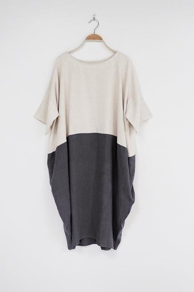 ABITO COLOURBLOCK OVERSIZE