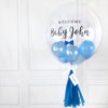 Baby Boy Bubble Balloon