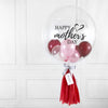 Mother's Day Red Bubble Balloon