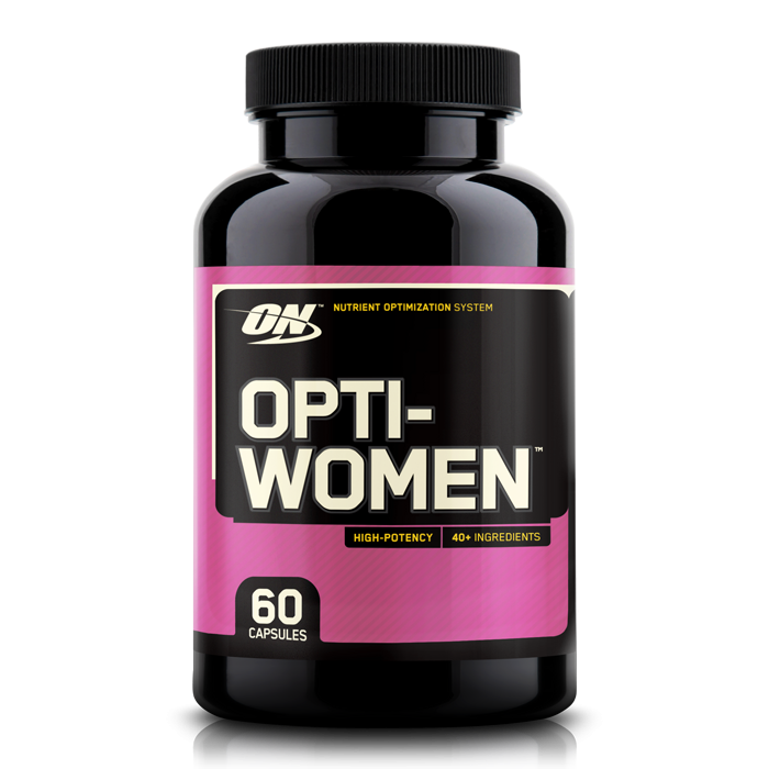 Optimum Nutrition Opti-Women - 120 caps