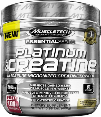 MuscleTech Micronised Creatine 400 g