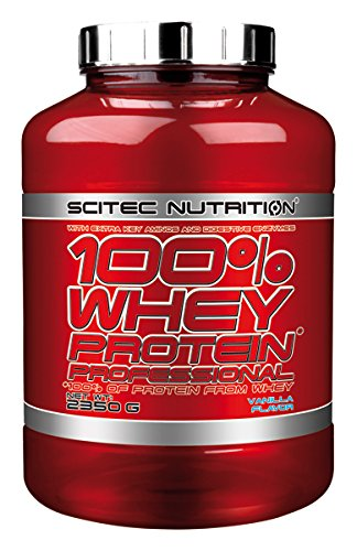 Scitec Nutrition 100% Whey Protein Professional 2350g - Vanilla