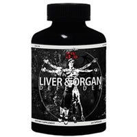 5% Liver & Organ Defender 270 caps