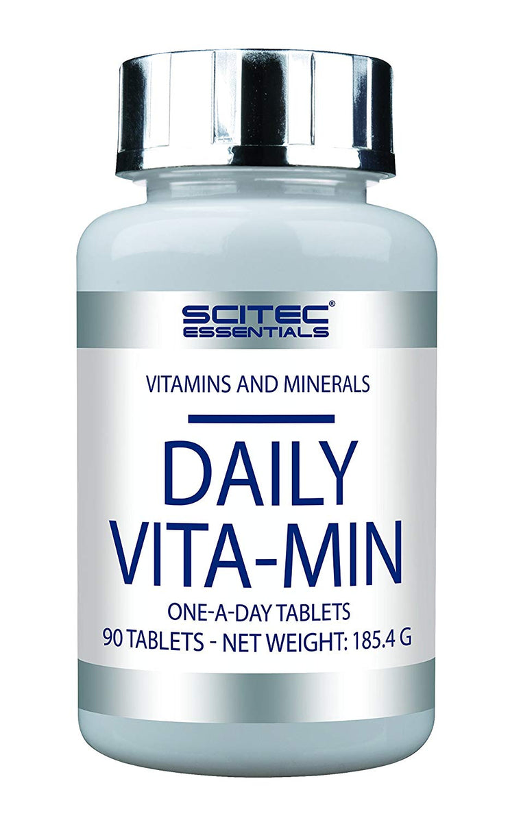 Scitec Daily Vita-Min 90 Tablets