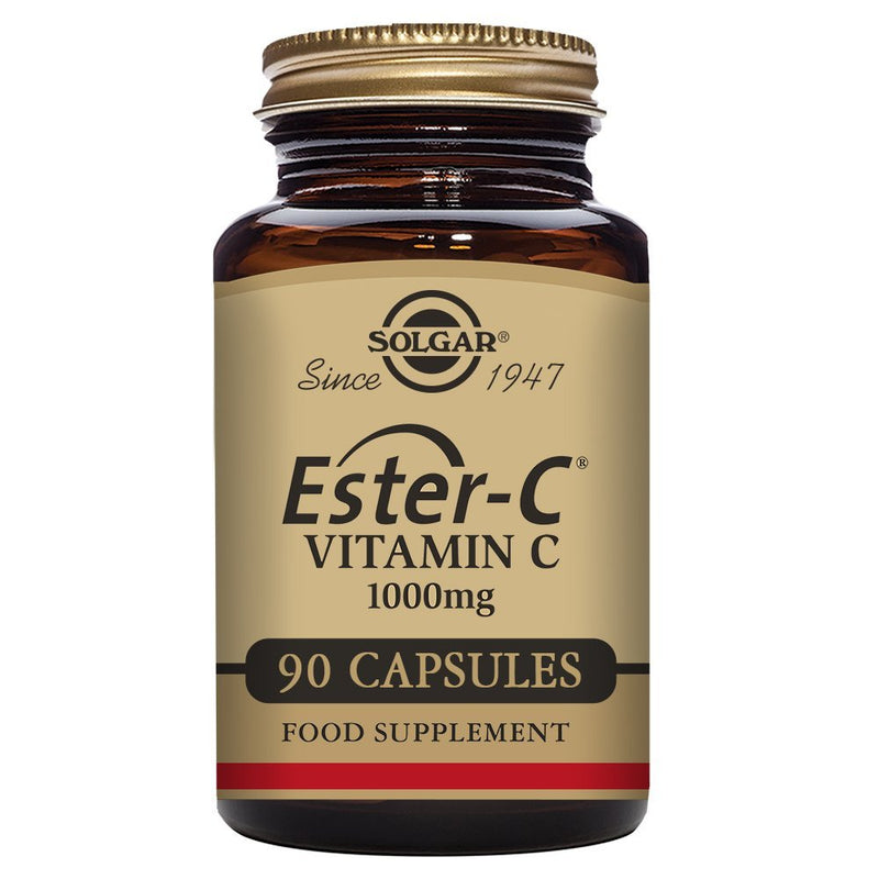 Solgar Ester C Plus 1000mg Vitamin C- 90 E1052