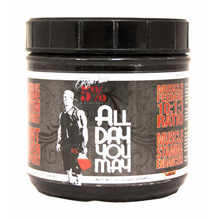 5% All Day You May- 465g