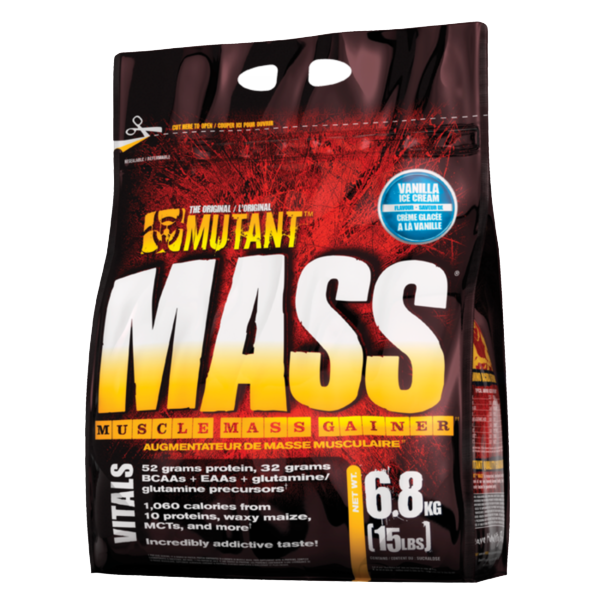 Mutant Mass Gainer - 6.8 kg
