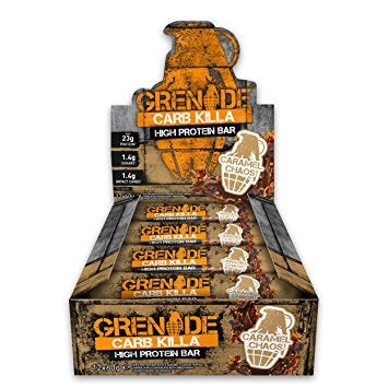 Grenade Carb Killa Bars - Fudge Brownie