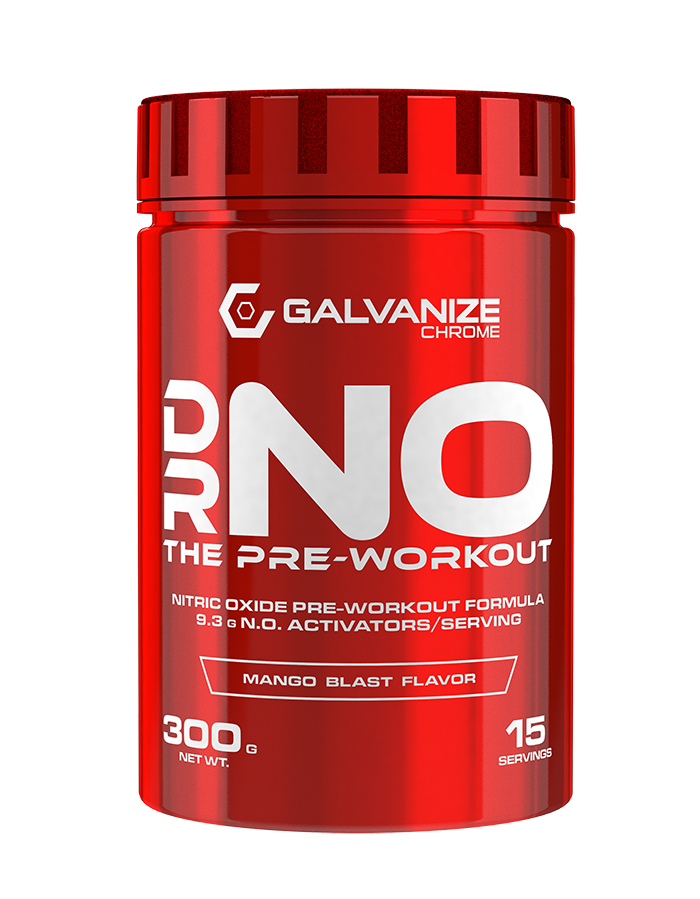 Galvanize Nutrition - Pre Workout