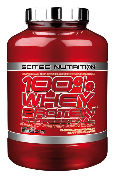 Scitec Whey Protein Prof 2350g Chocolate Peanut Butter