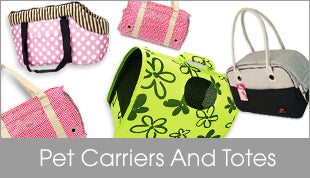 Pet Carriers And Totes