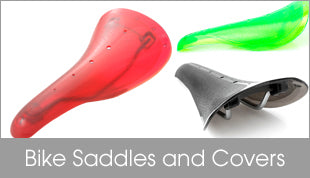 Bike Saddles and Covers