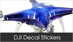 DJI Decal Stickers