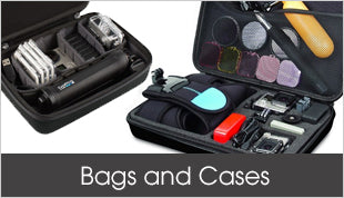 GoPro Bags and Cases