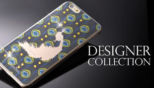Designer Series Swarovski Phone Cases