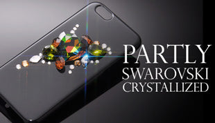 Partly Crystallized - Swarovski Elements