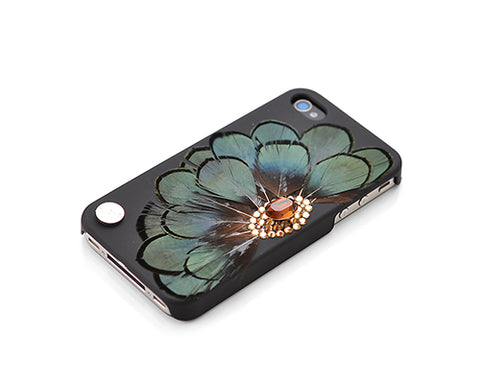 Peacock Bling Swarovski Crystal iPhone Xs Max Cases