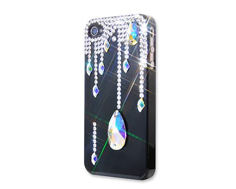 Drops Swarovski Bling Swarovski Crystal Phone Cases