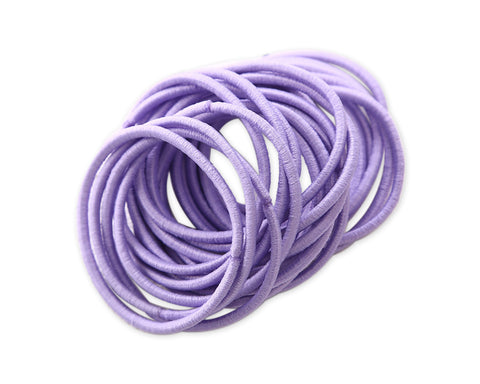 Hair Ties 50 Pieces Elastic Hair Rubber Bands Ponytail Holders