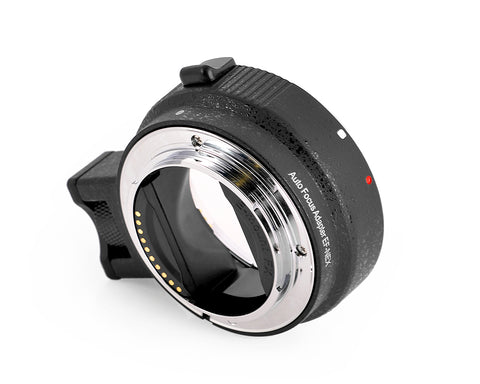 Electronic Auto Focus Lens Mount Adapter for Canon Lens to Sony Camera