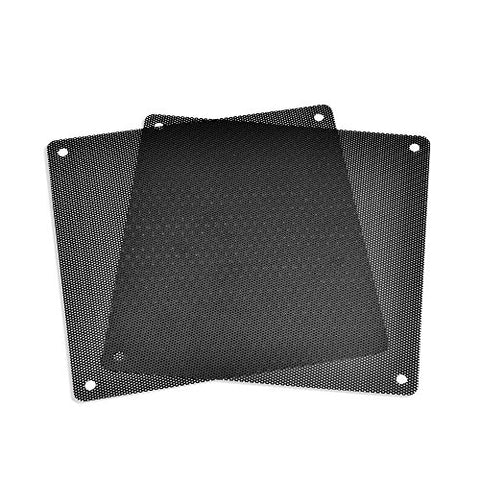 140mm Dust Filter for Computer Cooler Fan 10 Pcs PVC Dustproof Computer Mesh