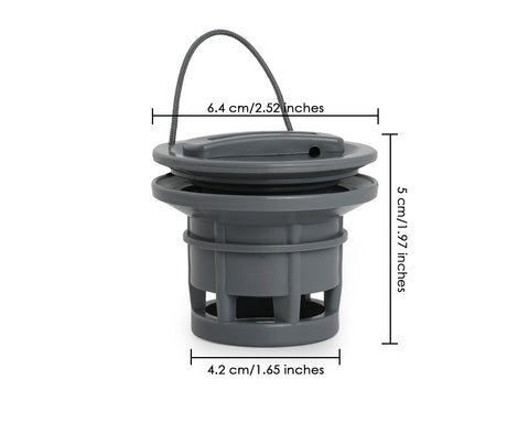 Kayak Air Valve PVC Air Plug Cap Replacement for Inflatable Boat