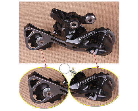 Shimano Deore RD-M610 10 Speed Rear Derailleur