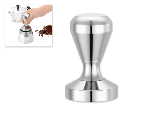 Stainless Steel Coffee Tamper 51mm Espresso Tamper Calibrated Tamper