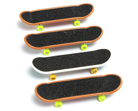 Finger Skateboards Set of 5 Pieces