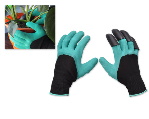 Claw Garden Gloves 1 Pair