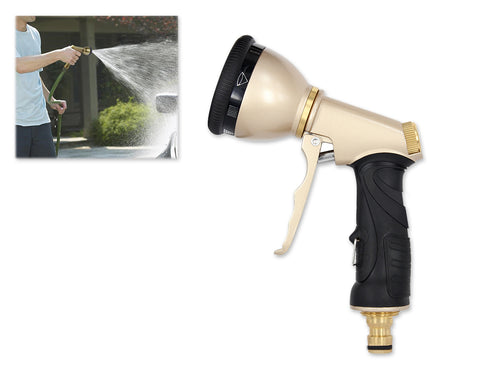 9 Patterns Garden Hose Spray Gun