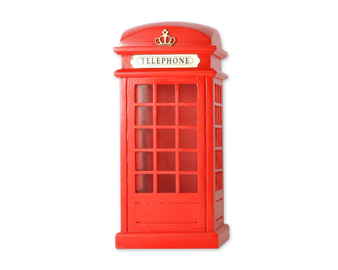 British Telephone Booth Money Saving Box